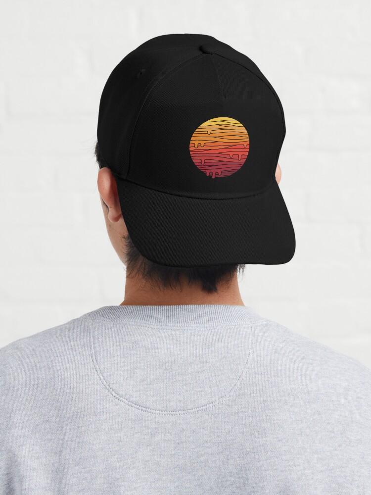 Alternate view of Heat Wave Cap