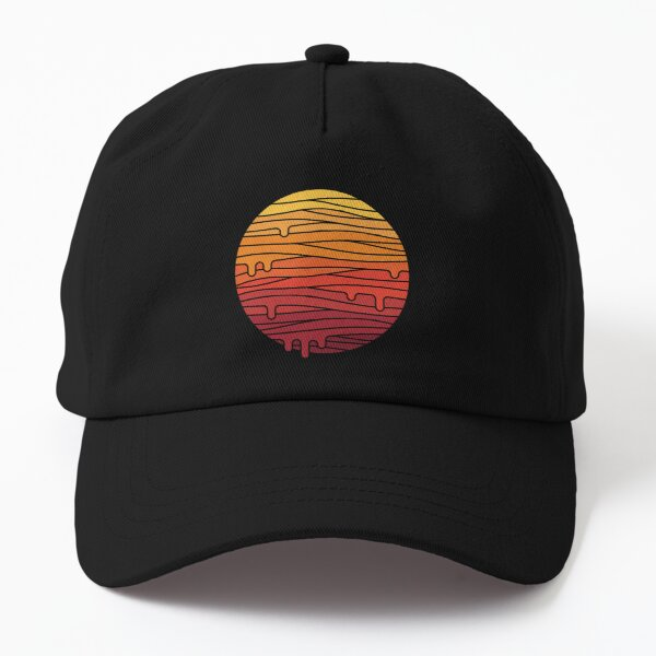 Heat Wave Dad Hat