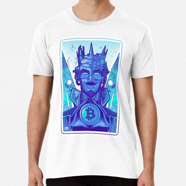 King of Coins Premium T-Shirt