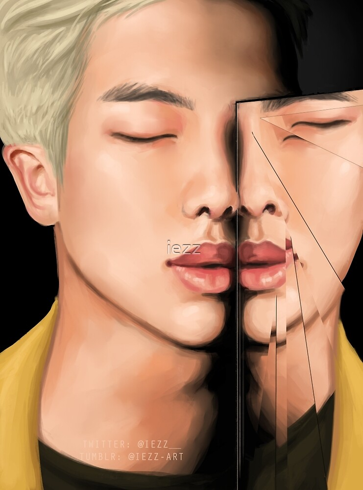 Rap Monster REFLECTION #WINGS5 by iezz