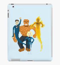 Fantastic Four Pixel Art iPad Case/Skin
