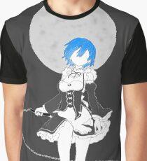 "Re:Zero Rem ""Moonlight"" Graphic T-Shirt"