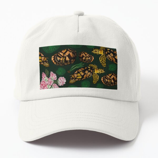 Sea Turtles in the Swamp Dad Hat