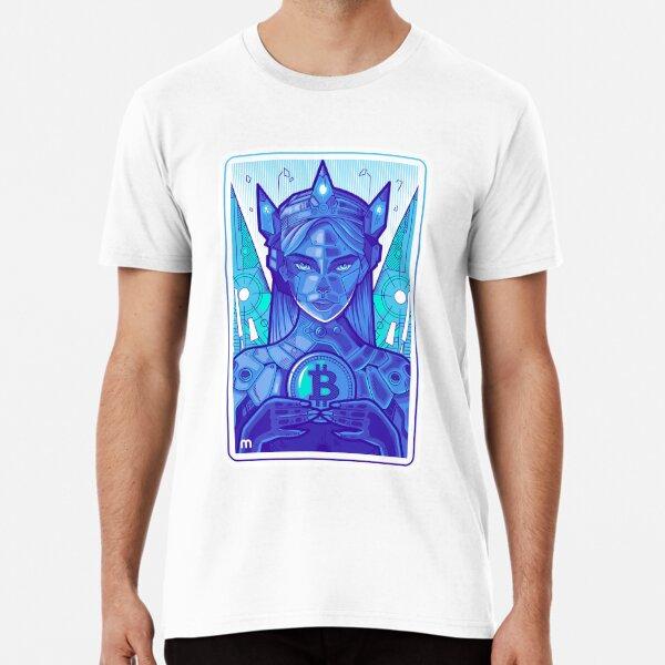 Queen of Coins Premium T-Shirt