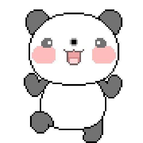 Dancing Panda by Pandarino