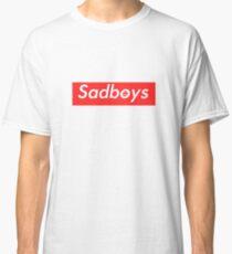 Sadboys Box Logo (L) - SADBOYS & YUNG LEAN Classic T-Shirt