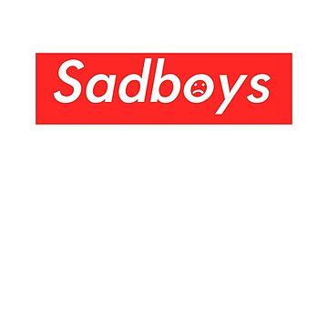 Sadboys Box Logo (L) - SADBOYS & YUNG LEAN by sad-boys