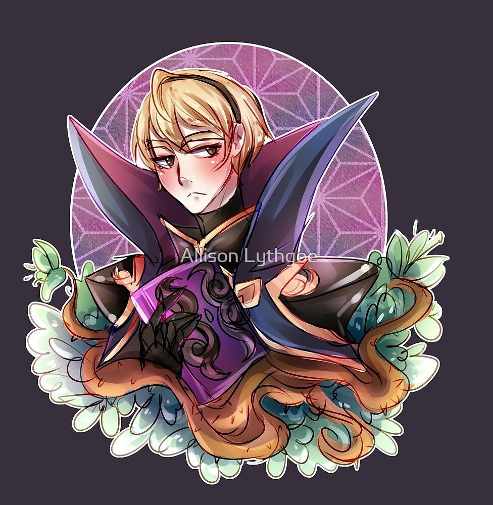 Dark Prince Leo by Allison Lythgoe