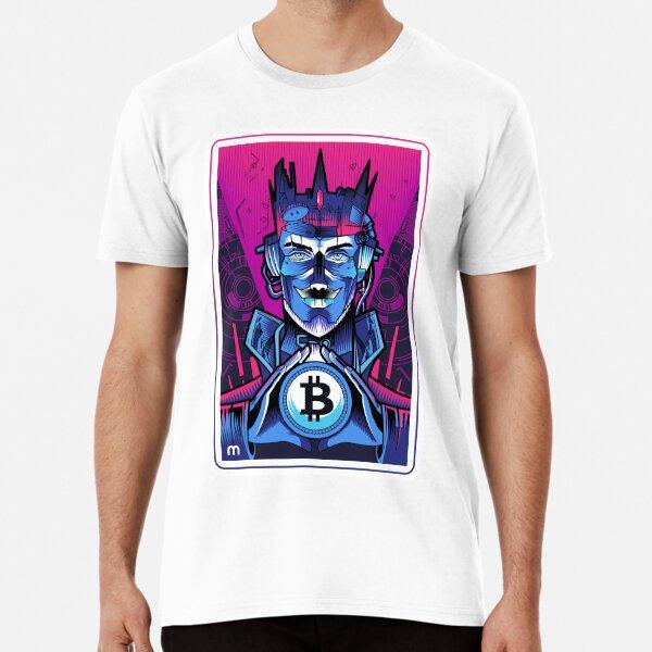 King of Coins (Dark) Premium T-Shirt