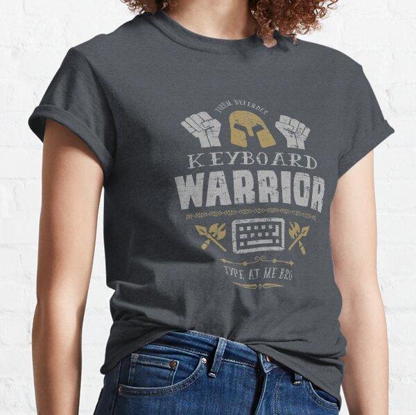 Clavier guerrier T-shirt classique