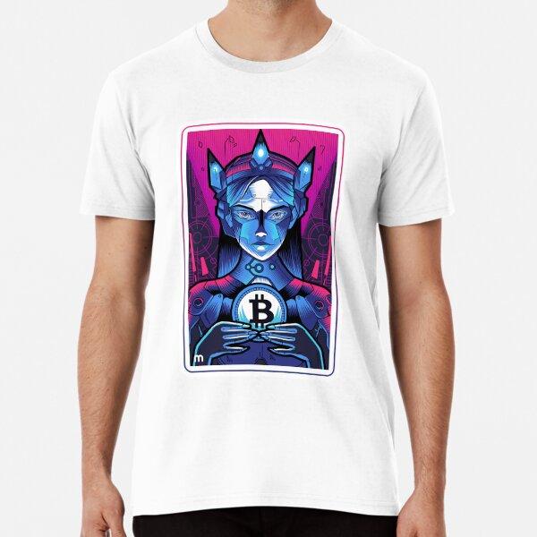Queen of Coins (Dark) Premium T-Shirt