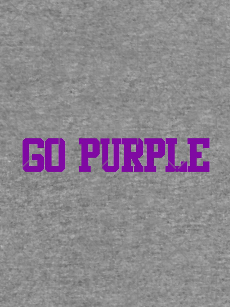 Color Wars- Go Purple by hcohen2000