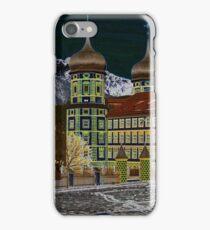 Stams Monastery Impression, Tyrol, Austria iPhone Case/Skin