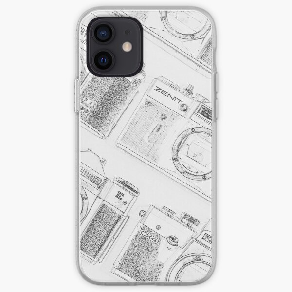 Cameras iPhone Soft Case