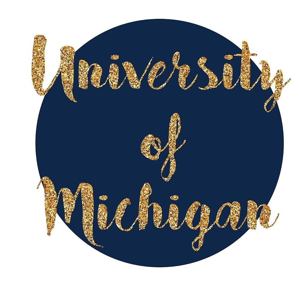 University of Michigan by rileym13
