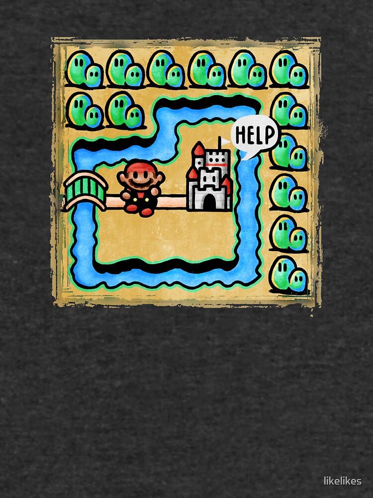 Super Mario 3 Level 1 by likelikes