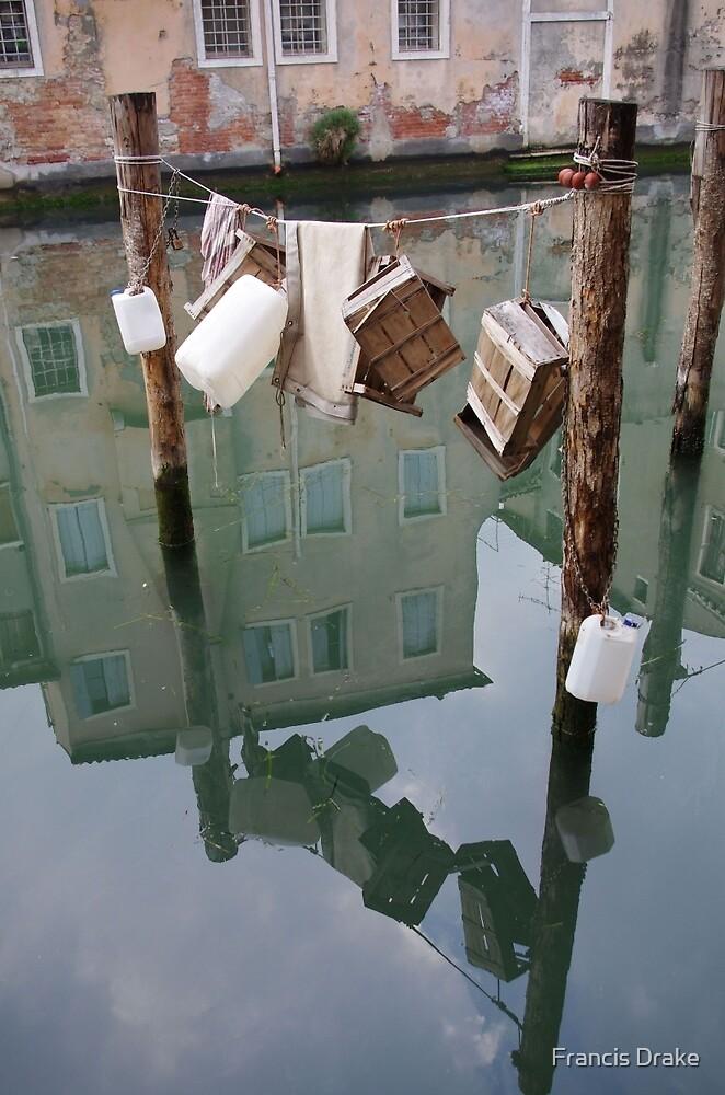 Wash Day by Francis Drake