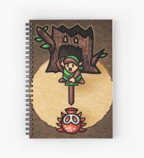 Link 1986 Spiral Notebook