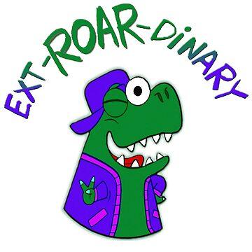 Ext-ROAR-Dinary by DerTaco
