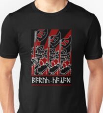Dwarven Constructivist Poster - Baruk Kazâd! T-Shirt