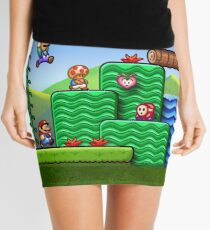 Super Mario 2 Mini Skirt