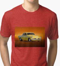 1953 Studebaker 'Street Machine' Commander Tri-blend T-Shirt