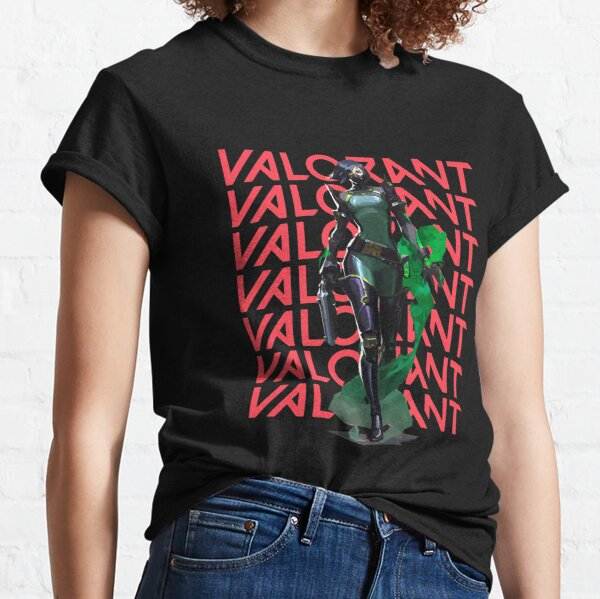 Víbora valorante Camiseta clásica