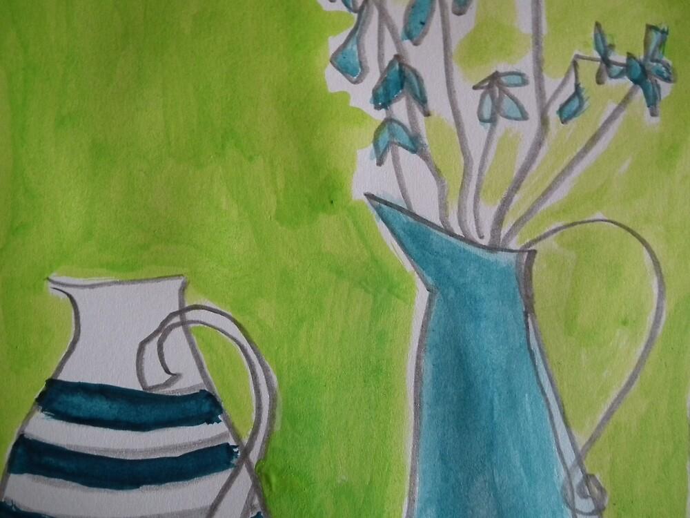 milk jug by RachelGregory