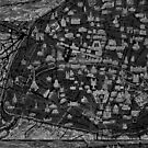 Map of Paris, 1900 by caitlin2006