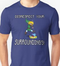 Disrespect your Surroundings T-Shirt