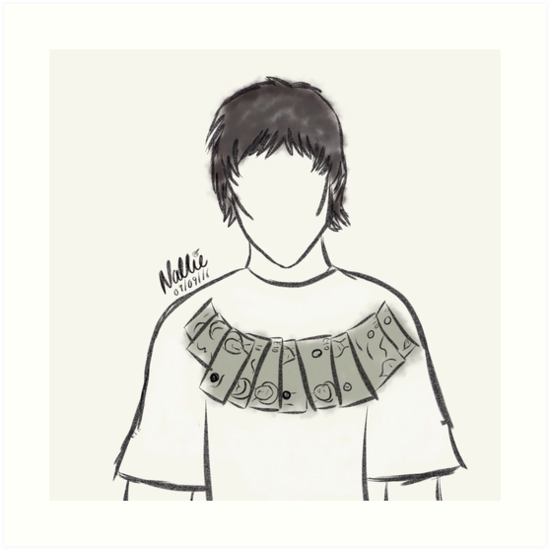 Ian Brown by nalliessketches
