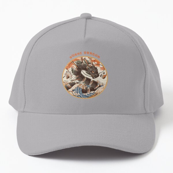 Great Sushi Dragon  Baseball Cap