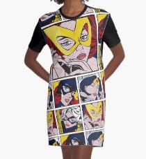 Girl Power 2 Graphic T-Shirt Dress