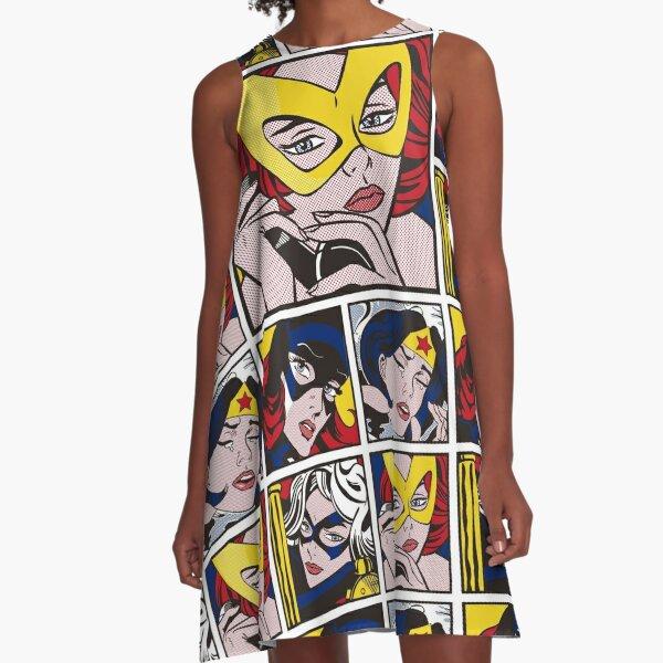 Girl Power 2 A-Line Dress