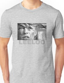 Milla Jovovich as Leeloo from The Fifth Element Unisex T-Shirt
