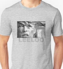 Milla Jovovich as Leeloo from The Fifth Element T-Shirt