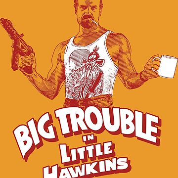 Big Trouble in Little Hawkins by randyriggs