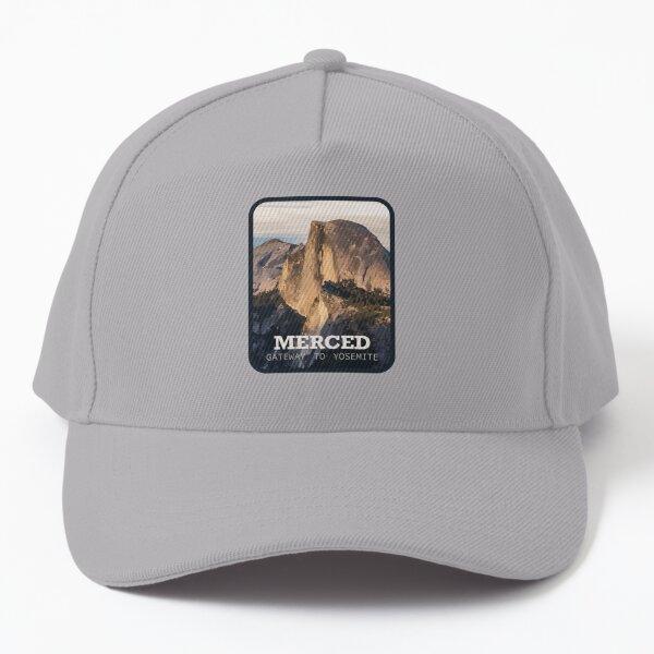 Merced: Gateway to Yosemite Baseball Cap