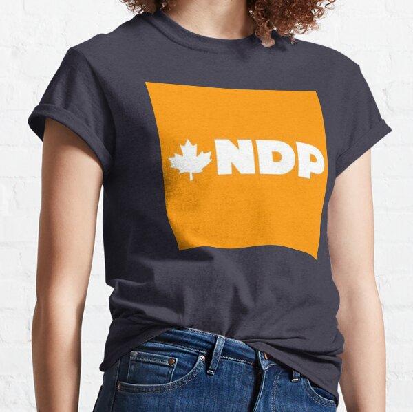 Neue Demokratische Partei Kanadas Classic T-Shirt