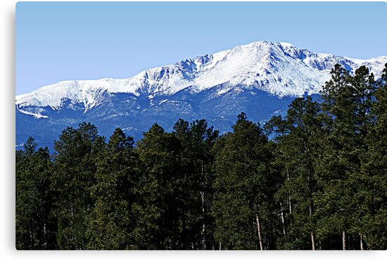Some Pikes Peak by KandisGphotos
