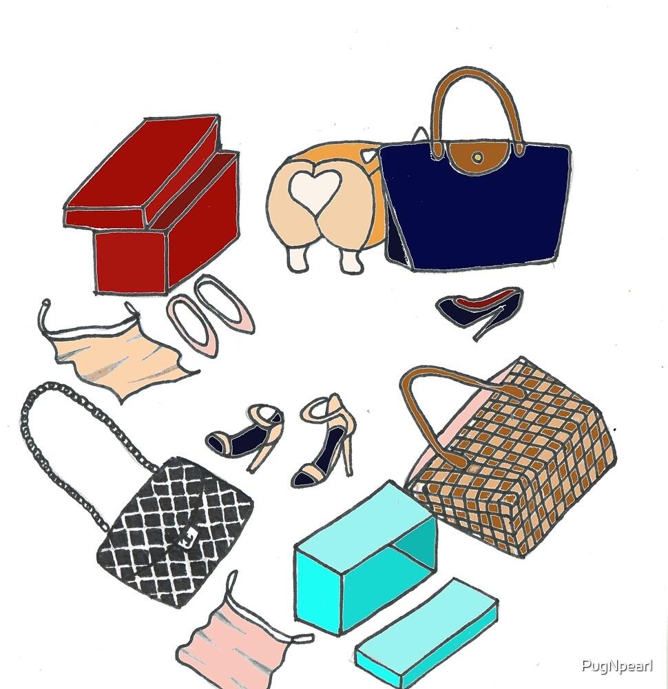 Luxury Corgi by PugNpearl