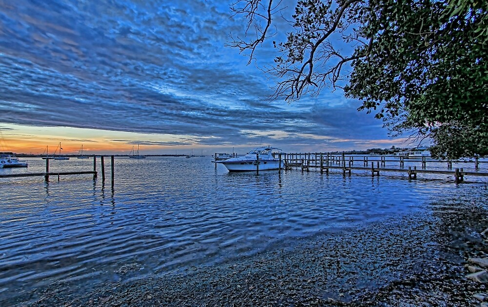 Morning Blues by HHPhotographyFL
