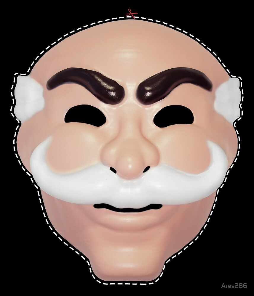 Anonymous Mask by Ares286
