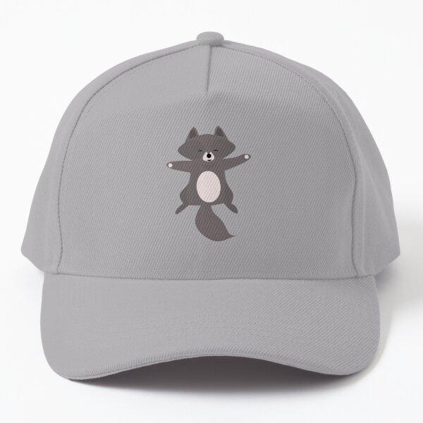 Raccoon Funny Baseball Cap