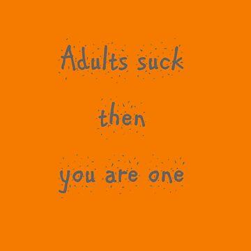adults suck by kiddogenesis