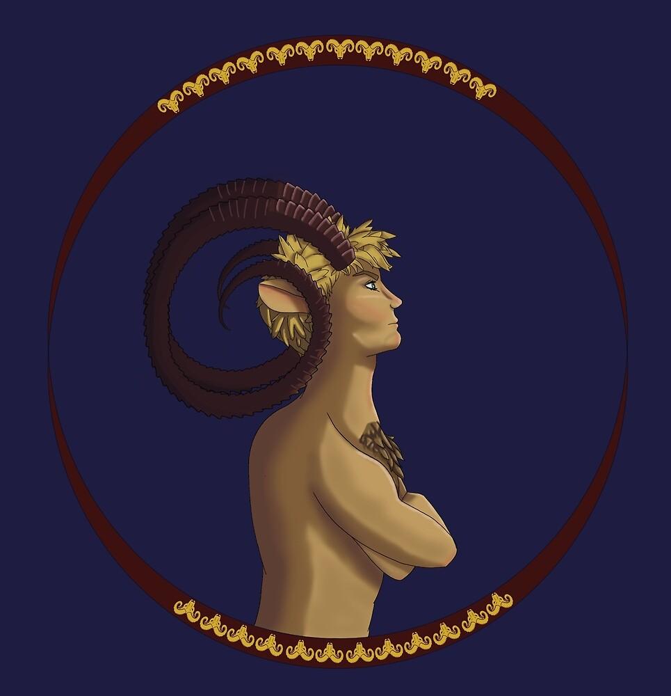 Aries by Aleriariku