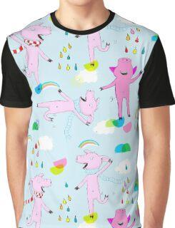 Schweine  Graphic T-Shirt