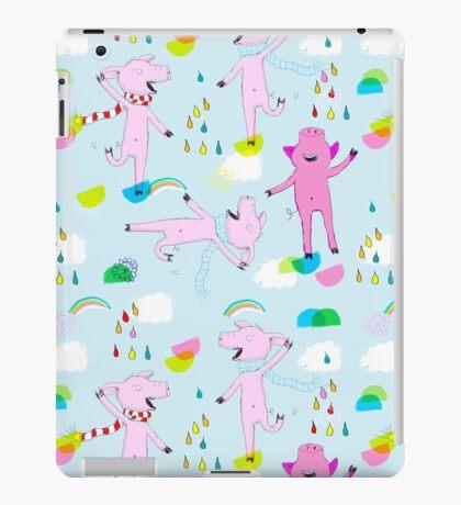 Schweine  iPad Case/Skin