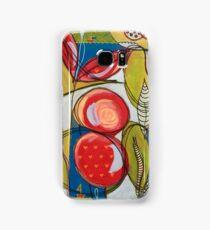 Pomegranate Samsung Galaxy Case/Skin