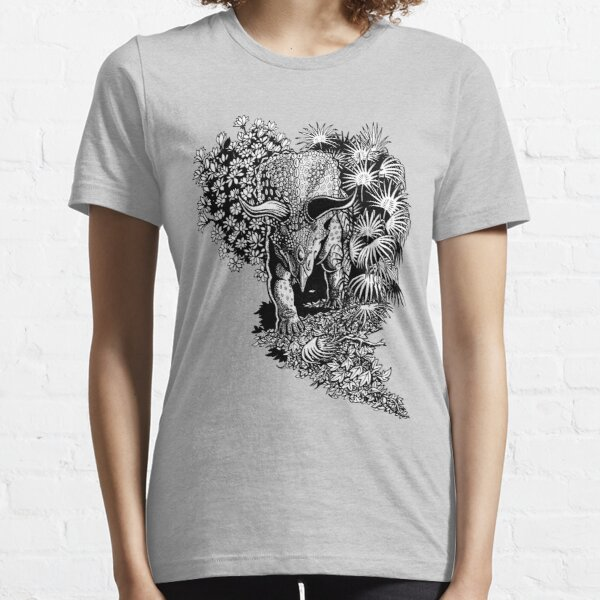 Triceratops Essential T-Shirt